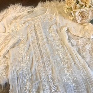LUCKY Brand Lace Dress